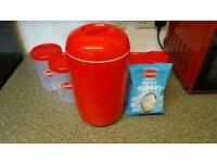 Easio yoghurt maker kit
