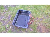 pashley cycle free post mtb royal mail trade bike front carrier mountain bike