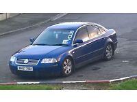 diesel passat for sale full year mot good car 1.9tdi remmapped to 170 from 130 standard