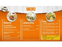 Increase your business BY Digital menu Boards advertising screens