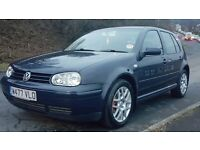 Volkswagen Golf [MARK4/5DOOR] for sale