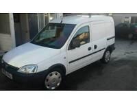 Vauxhall combo 1.3 diesel new mot