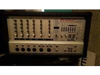 Phonic 620e 200w powered mixer