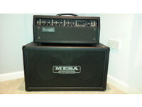Mesa MK V and 2*12 Rectifier cab