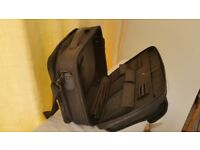 Document/laptop carrying bag.