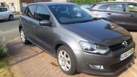 VW Polo 1.4 Match Edition, 12800 mileage,