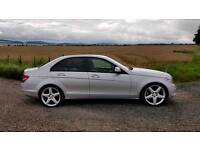 2008 mercedes c200 cdi se may swap stunning cash either way