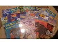 Horse story books