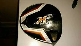 Callaway X2 Hot 13.5 degree driver head only