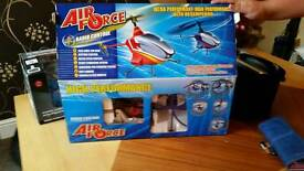Air Force remote control plane