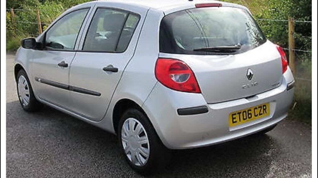 renault clio 2006 expression automatic 1 6 petrol in childwall merseyside gumtree. Black Bedroom Furniture Sets. Home Design Ideas