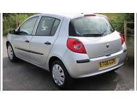 Renault Clio 2006 Expression Automatic 1.6 Petrol