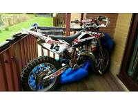 Road legal off road dirt bike
