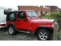 wrangler jeep valuable num plate m.. usa