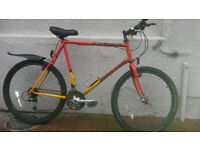 MANS RALEIGH ATB WITH CROMO FRAME-LARGE!