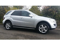 2009 Mercedes ML320 Automatic Jeep