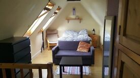 King size double room with house share - Greenwich -London £550 pm