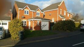 Modern 3 bedroom detached house