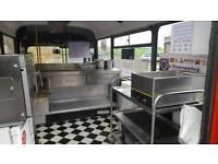 Mobile catering van ford transit