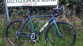 Eastway Balun C2 2016 Cyclocross Bike 56cm