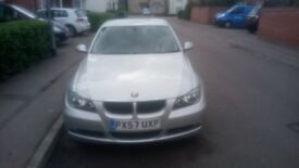 BMW 320d 2007. full bmw service history, 12 months MOT. good condition all round.