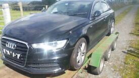 Audi A6 2.0 Tdi S-Line 2014 breaking for part!