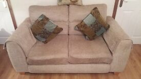 OATMEAL 3 +2 CHESTERFIELD SUITE