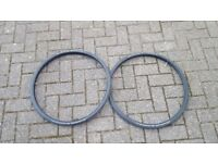 Schwalbe Durano 26 x 1.10 inch tyres - with inner tubes
