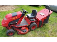 Countax C800HE Hydrostatic ride on lawn mower