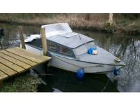 15ft day boat project with 18hp outboard
