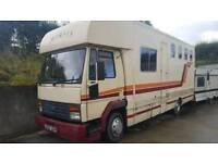Horse lorry ford cargo