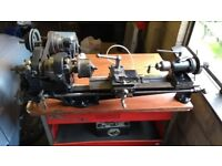 James Grose Lathe For Sale
