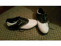 Golf shoes size 9