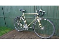 Claud Butler Majestic - touring bike (large)