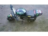 50cc mini supermoto and spares
