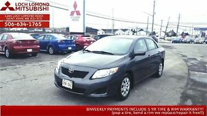 2009 Toyota Corolla CE - WICKED CAR for $128 BW