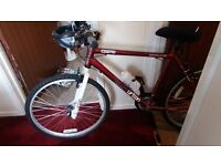New cosmo appollo ladys bike for sale
