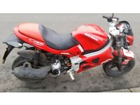 PRICE DROP NEED GONE Gilera dna 125cc PX FOR 140CC OR 160CC PITBIKE OR CROSSER READ ADD