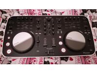 Pioneer DDJ ERGO V with official Pioneer carry case