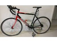 Raleigh Airlite 100 Road bike (like new) with Cateye fitted