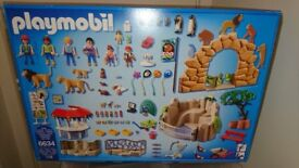 Playmobil City Zoo, boxed as new, duplicate gift