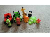 ELC Happyland Safari Set
