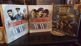 world war 2 dvd sets