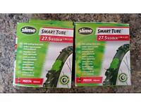 "Slime 27.5"" (650b) self sealing inner tubes."