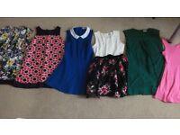 6 pretty girls dresses from Debenhams, M&S, Next.