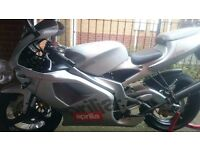 aprilia rs 125 fully restored