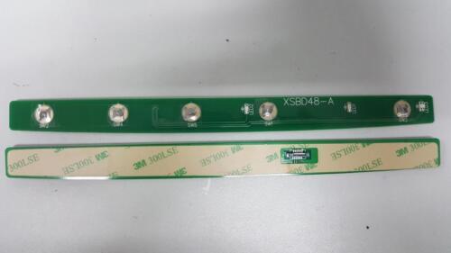 Motorola VC5090 Full Screen PCB Front Panel Switches