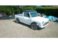 Vauxhall 16v mini pickup
