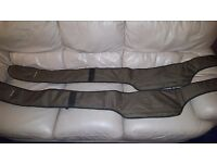 2x wychwood rod sleeves for 12ft rods