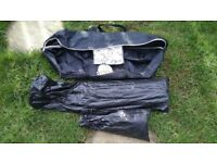 Adventure 4 man tent in good used condition!Check pictures!can deliver or post
